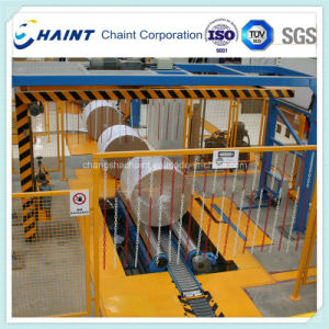 Stretch Wrapping Machine in Paper Mill pictures & photos