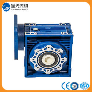 Worm Gear Reducer with Shaft and Flange Input pictures & photos