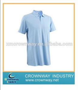 Wholesale Dry Fit Golf Shirts for Man pictures & photos