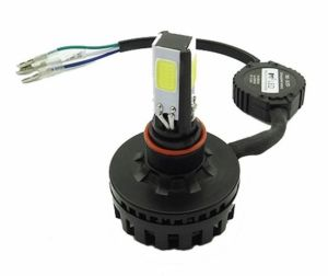 H4 H6 Ba20d 20W 2200lm LED Motorcycle Headlight pictures & photos