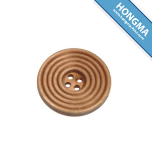 Wooden Button (1910-1034)