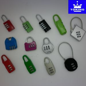 Zinc Alloy Combination Padlock pictures & photos