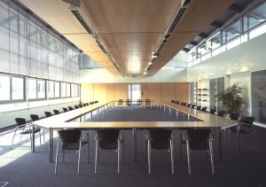 Uispair Modern High Quality MFC Board Staff Office Meeting Conference Table pictures & photos