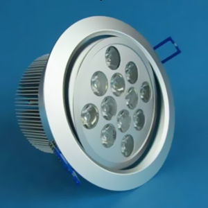 12W LED Downlight Recessed Type 4inch pictures & photos