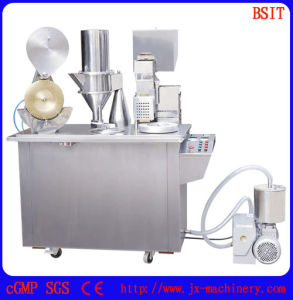 New Semi-Automatic Empty Hard Gel Capsule Filler (BCGN-208D) pictures & photos