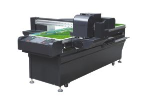 Instant Drying UV Ink Printing Machine for Sale with UV LED Lamp (Colorful UV6015)