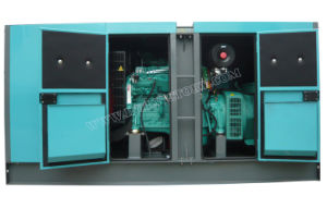 100kVA Super Silent Cummins 6bt5.9 Diesel Generator Set with CE/Ciq/Soncap Approval pictures & photos