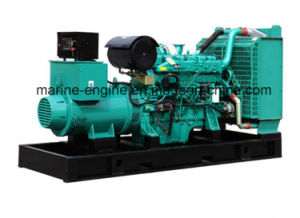 80kVA/64kw Chinese Yuchai Diesel Generator with Yc6b100-D20 Engine pictures & photos