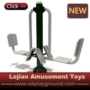 New Design Safe Outdoor Fitness Equipment for Park (12163E) pictures & photos