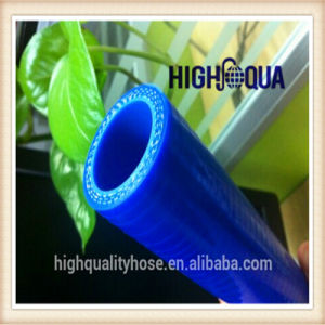 High Quality 4 Layers Fiber Braided Silicone Tubing pictures & photos