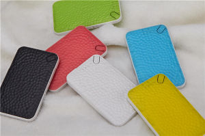 Super Slim& Extra Thin Dual USB Power Bank Emergency Power Bank Type Gadgets pictures & photos