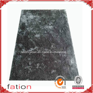 Plain Color Competitive Price Shaggy Carpet Sizes 5′ X 8′ Inches or Customized