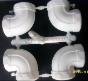 PPR Pipe Fitting Mould/ Plastic Pipe Fiting Mold (MELEE MOULD -283) pictures & photos