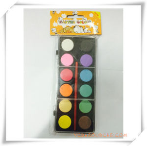 Colorful Promotional Solid-Dry Watercolor Paint Set for Promotion Gift (OI33008) pictures & photos