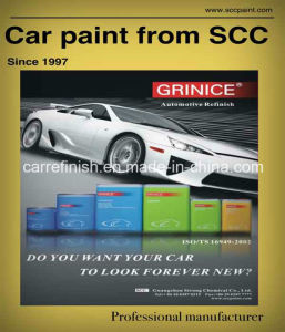 2k Solid Color Car Spray Paint pictures & photos