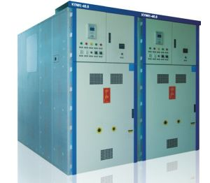 Kyn61 35 Kv Withdrawable Metal-Clad Enclosed Switchgear