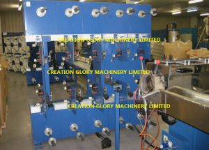 Model Hr-70 Stable Running Premise Cable Manufacturing Equipment pictures & photos