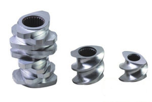 Parallel Twin Screw Element and Segmented Barrel pictures & photos