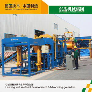 Qt10-15 Fly Ash Brick Machine for Block Making Production pictures & photos