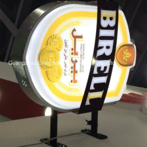 Outdoor Vacuum Thermoformed Advertising Light Box Sign pictures & photos