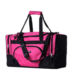 Best Polyester Ladies Sport Travel Duffel Bag pictures & photos