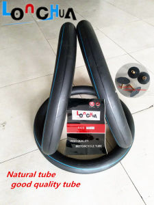Qingdao China Supplier Butyle Motorcycle Inner Tube (275/300-21) pictures & photos