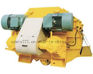 Twin Shaft Concrete Mixer (series CM) pictures & photos