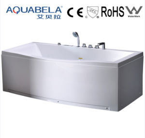 Against Wall Acrylic Bubble Surf Bathtub (JL805) pictures & photos