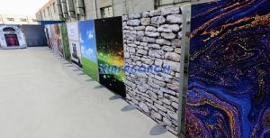 Custom Stand Banner/Promotion exhibition Banner/Display Banner pictures & photos