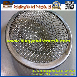 Anping Supplier Stainless Steel Round Filter Caps pictures & photos