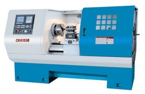 CNC Turning Machine with CE Approved (CNC Turning CK6150B CK6156B) pictures & photos