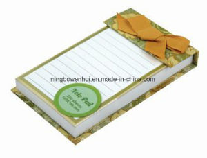 Custom Paper Brick Memo Cube Notepad pictures & photos