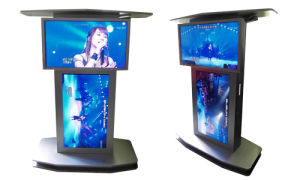 37inch and 42inch Dual Panel Floor Standing LCD Advertising Player (SY-37/42)