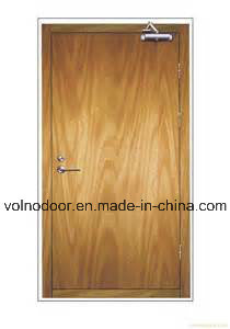 Solid Wood Fire Door with Attractive Price and Superior Quality pictures & photos