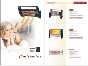 Quartz Fan Warm Heater in Winter pictures & photos