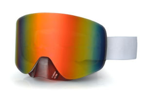 Photochromic Prescription Skiing Products Mask Protective Goggles pictures & photos