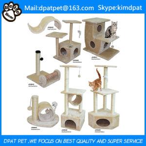 Multi-Level Condo Hammock Cat Tree pictures & photos