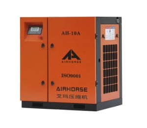 China Supply 7.5kw 10HP Rotary Screw Air Compressor pictures & photos