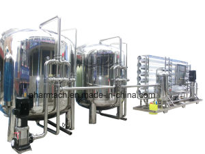 Producing 30 Tonhour Full Automatic Reverse Osmosis Pure Water pictures & photos
