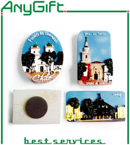 Polyresin Magnet with Customized Size and Logo 26 pictures & photos