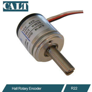 Hall Encoder, Magnetic Encoder R22 Series