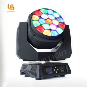 Full Color Stage Light 19X15W LED Bulb Lighting Big Bee Eye Moving Head Light pictures & photos
