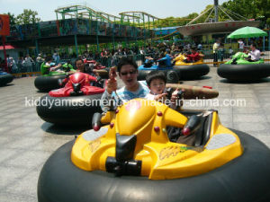 Playground Equipment Battery Bumper Car for Family Amusement Park pictures & photos