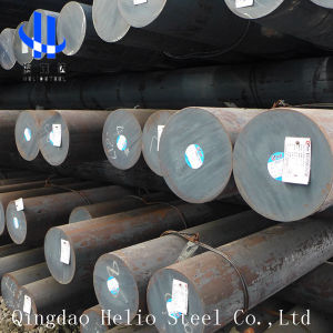 Q195, Q235, 45# Hot Rolled Carbon Steel Round Bar pictures & photos