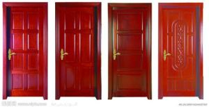 Superior Quality Wooden Door Room Door Fire Rated Door pictures & photos