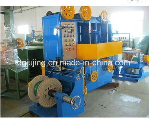 Wire Cable Taping Machine for High Frequency Cables pictures & photos