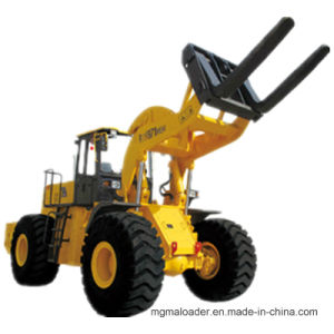 Mgm971 26t Forklift Loader with Cummings Engine