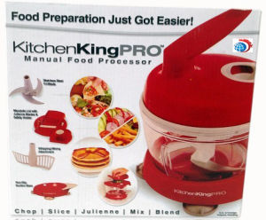 Kitchen King PRO Manual Food Slicer pictures & photos