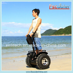 3 Wheel Scooter for Adult Electric Stand up Scooter 3 Wheel Electric Standing Scooter Also with Seat pictures & photos