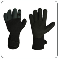 Neoprene Gloves for Fishing and Hunting (HX-G0031) pictures & photos
